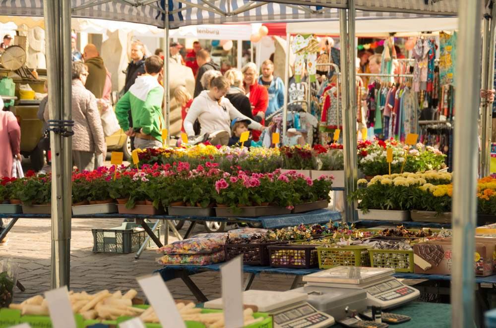 Eilenburg feierte den Frühling