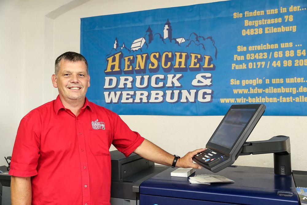 Henschel Druck & Werbung