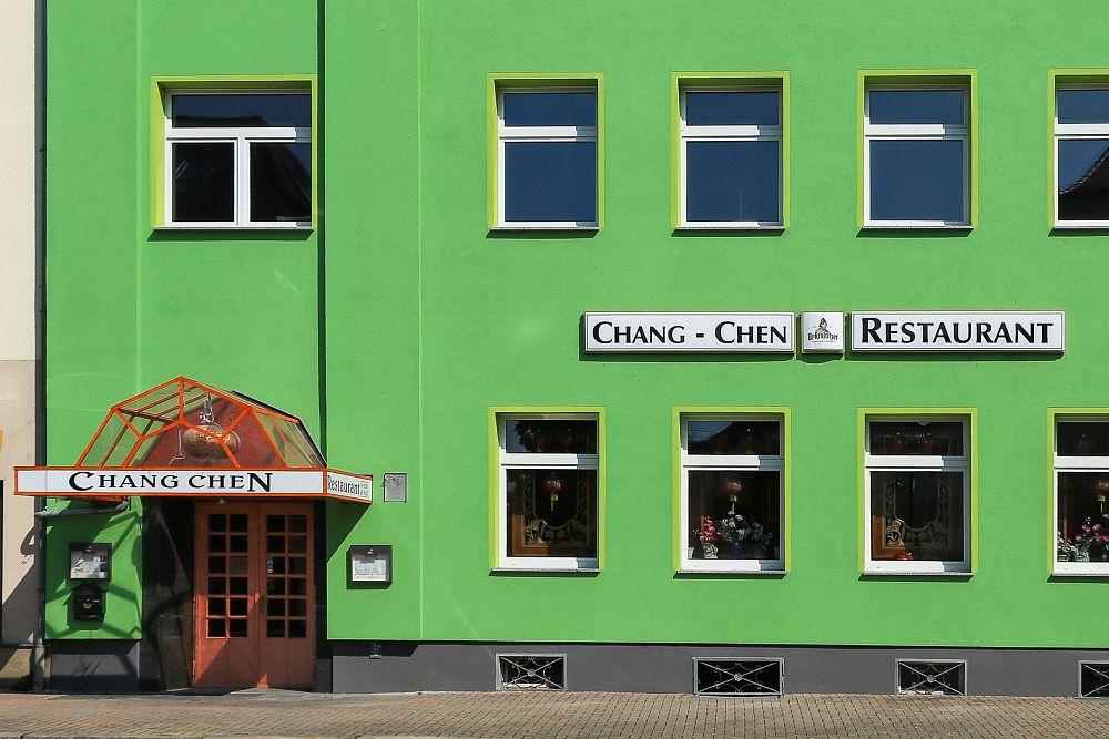 "Restaurant ""CHANG CHEN"""