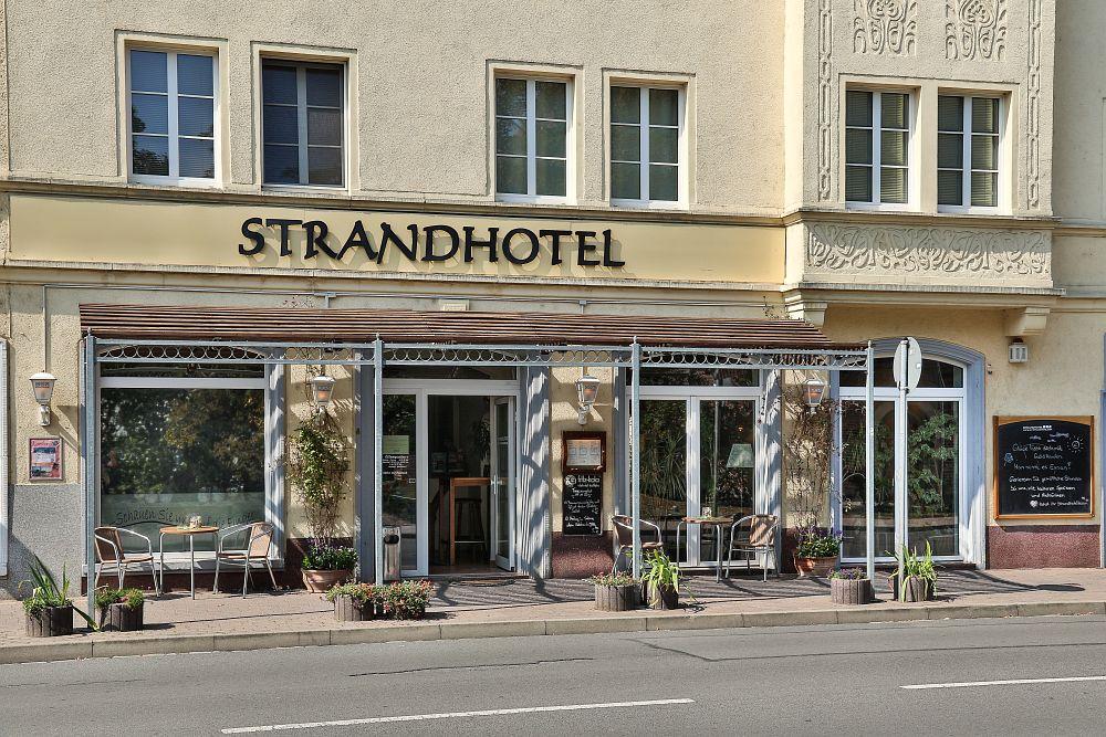 Strandhotel – Restaurant