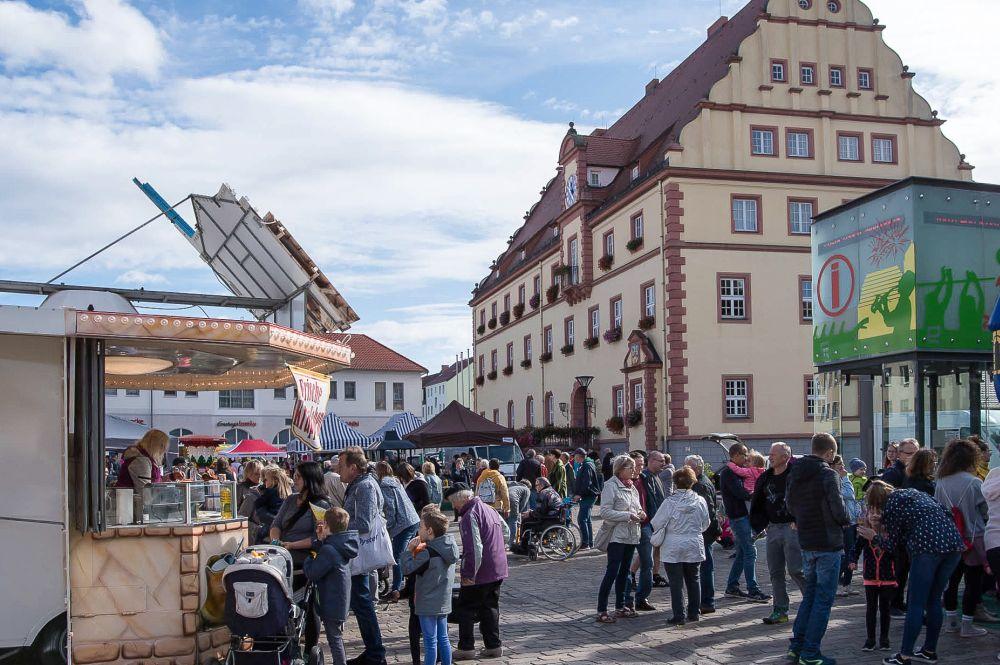 Eilenburg – Impressionen vom Herbstfest 2019