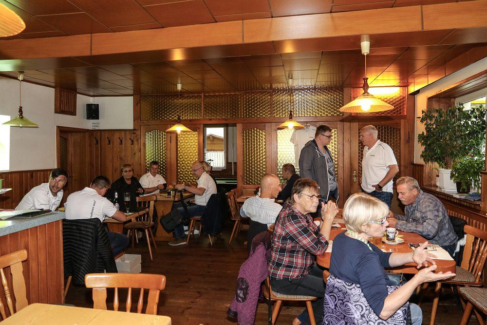 Mitgliederversammlung #TGVeb im Gasthof Sprotta