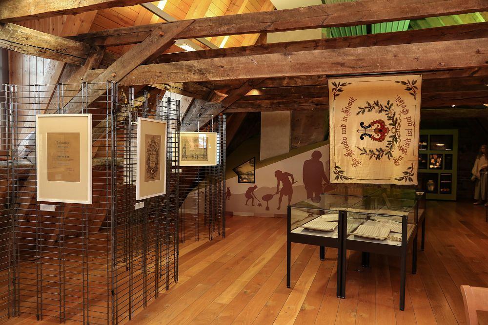 Kabinettausstellung zum 200. Geburtstag von Franz Abt im Museum zu Eilenburg