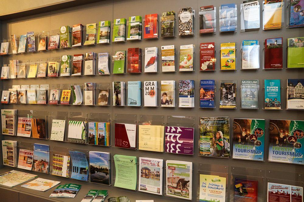 Eröffnung Bibliothek, Tourismusinformation und Standort des Tourismus- und Gewerbevereins Eilenburg e. V.