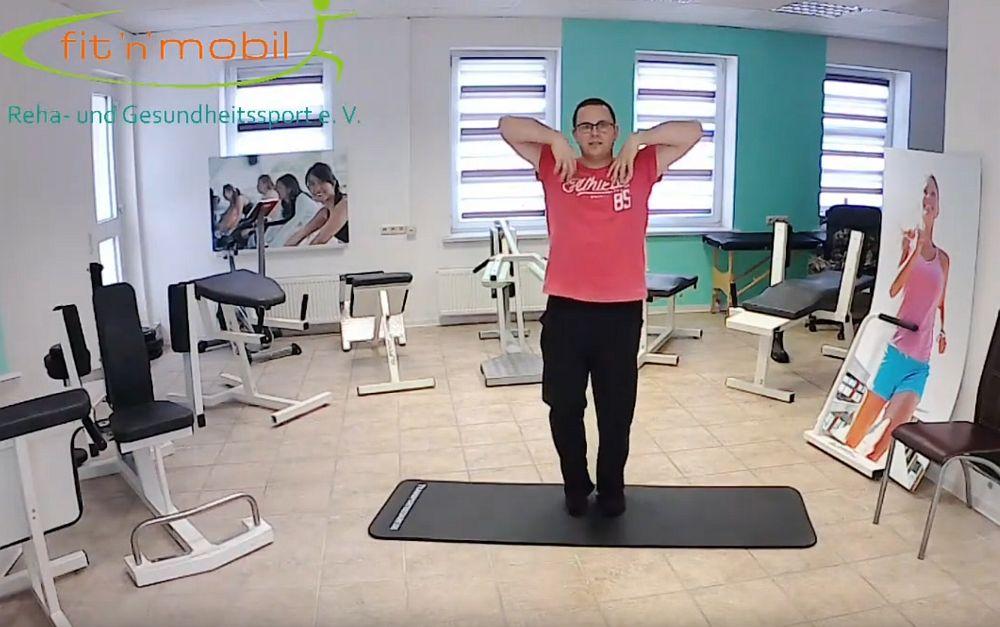 Reha Sport zu Hause mit fit 'n' mobil e.V. – Möglichkeit gezielt Kunden anzusprechen